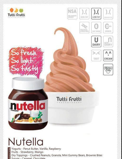 Tutti Frutti Frozen Yogurt Capture Local Stores