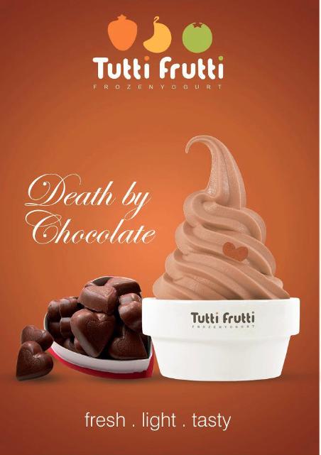 Tutti Frutti Frozen Yogurt Capture Local Stores